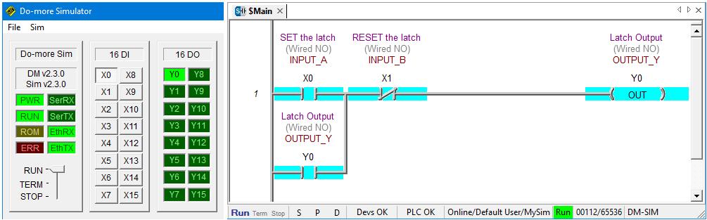 ladder logic simulator  ladder diagram app #11